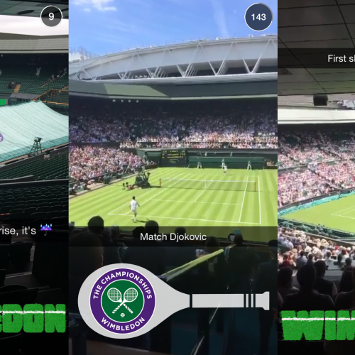 Wimbledon: Traditional on the court but at the heart of digital innovation off it