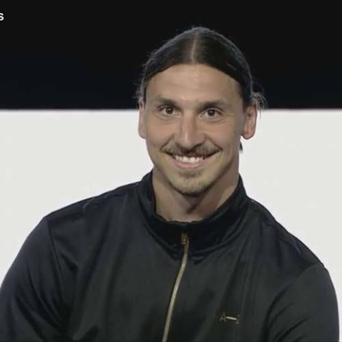 Zlatan Ibrahimovic uses Facebook Live to launch sports brand