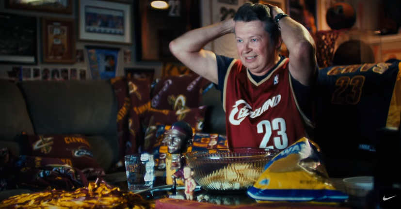 """Nike congratulate the Cavaliers with emotional """"Worth the wait"""" ad"""
