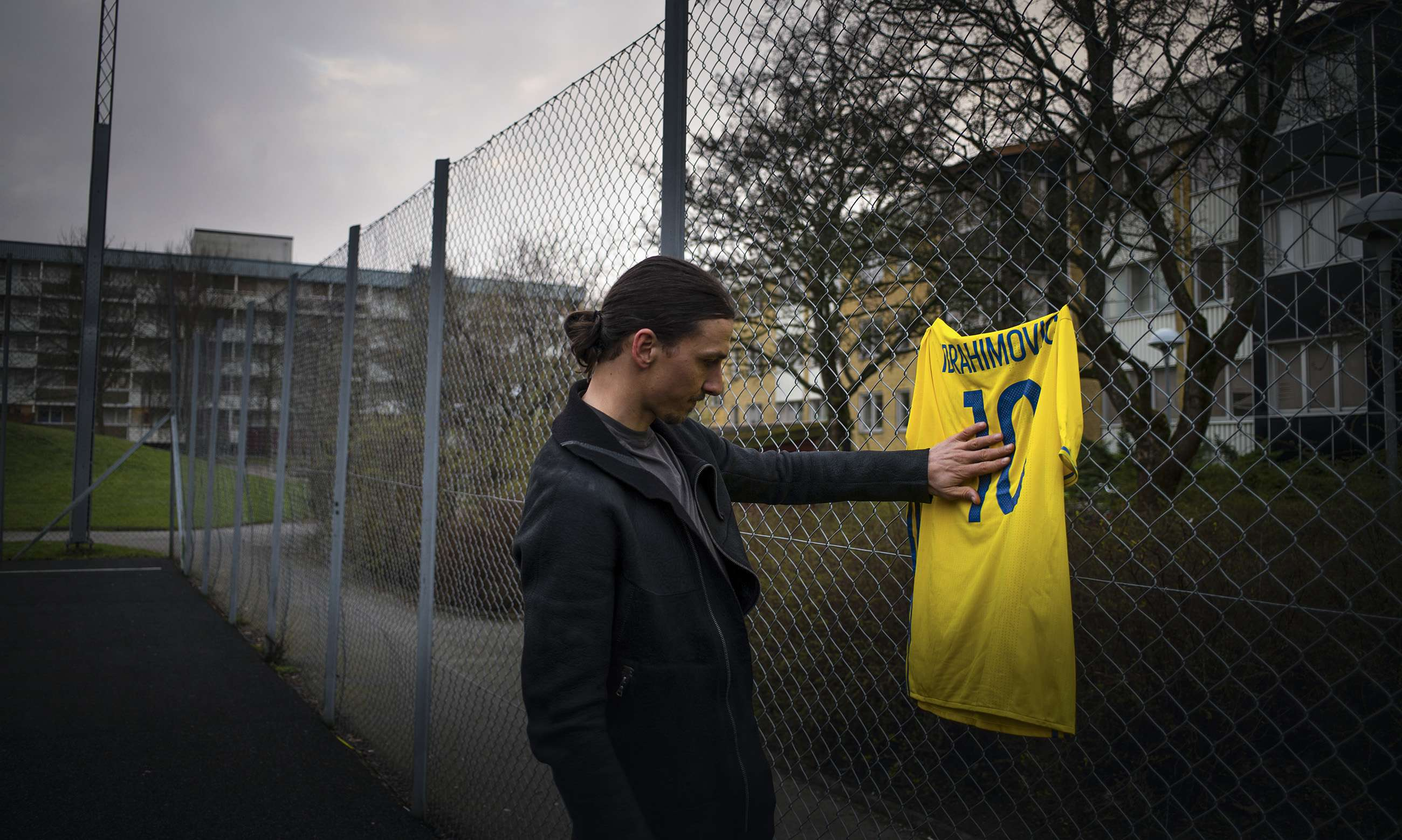 Ibrahimovic says emotional goodbye to Swedish national team in Volvo's  latest film | Digital Sport