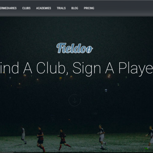 Meet Fieldoo – the social network for footballers and clubs