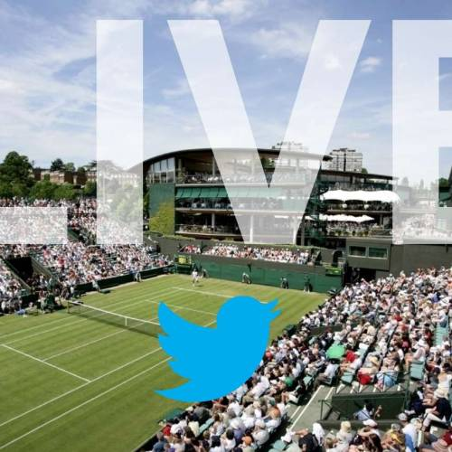 Wimbledon: our first look at live sports on Twitter