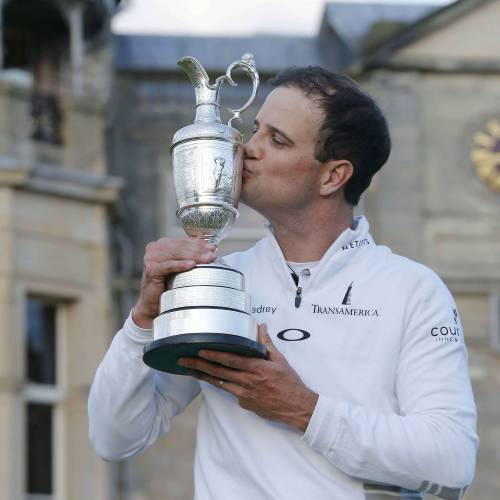 The Open embraces video for on-course spectators and broadcasters alike