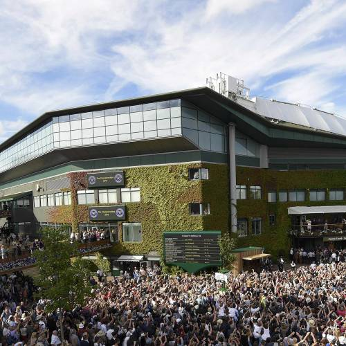 How social media enhanced Wimbledon 2016