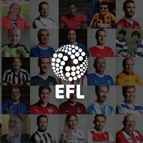 English Football League celebrate the people behind the scenes with #EFLstories