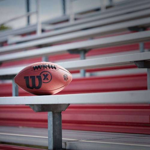 Wilson launches Connected X American football and blurs Virtual and Actual reality