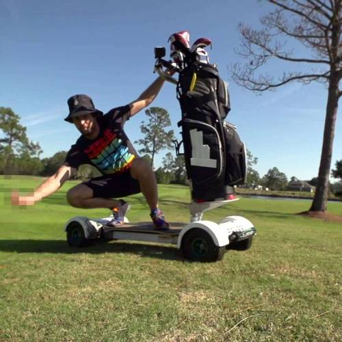 Meet Skratch TV: golf content for a younger audience