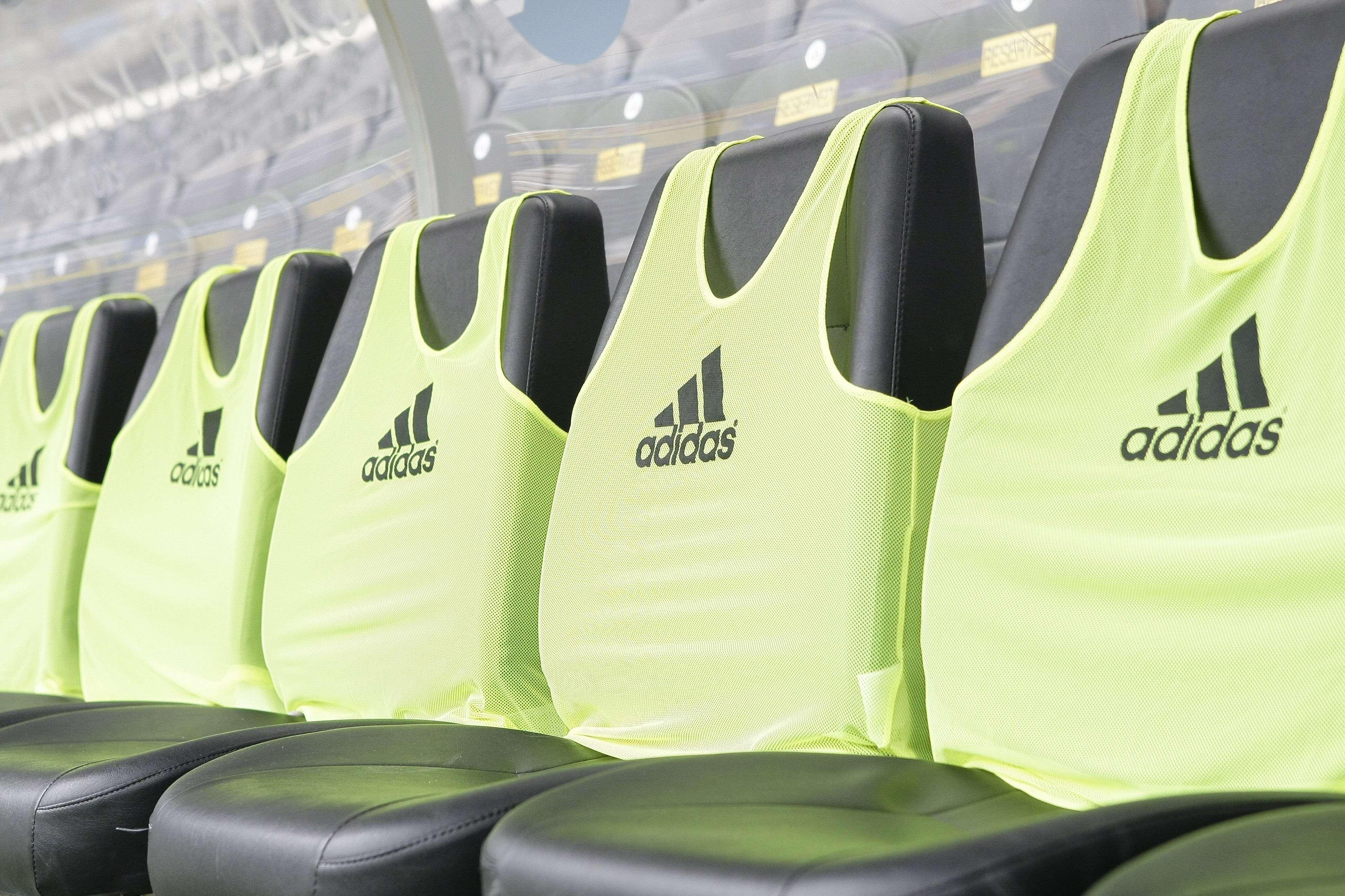 Adidas bibs