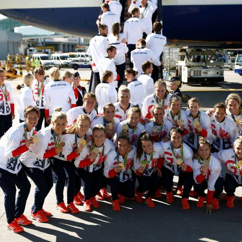 Team GB renew out of home partnership in bid to capitalise on Rio 2016 buzz