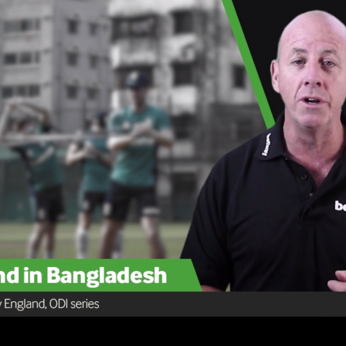 Simon Hughes previews Bangladesh ODI series with Betway
