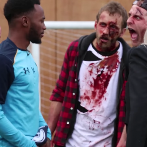 Trick or Tweeting: the Premier League's best displays of Halloween spirit