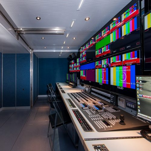 How driving innovation has led to big savings on the Formula 1 circuit for broadcaster Sky