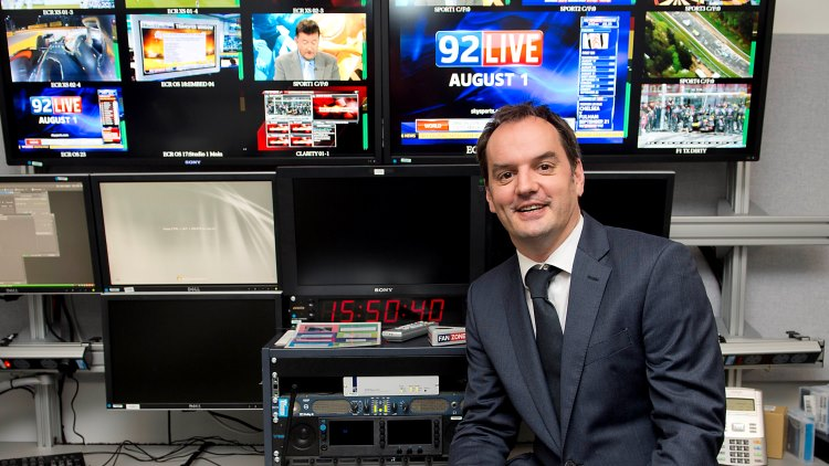 Interview: Digital Director of Sky Sports & Sky News, David Gibbs, on why recent low football viewership needs to be taken into context, Whistle Sports + innovation