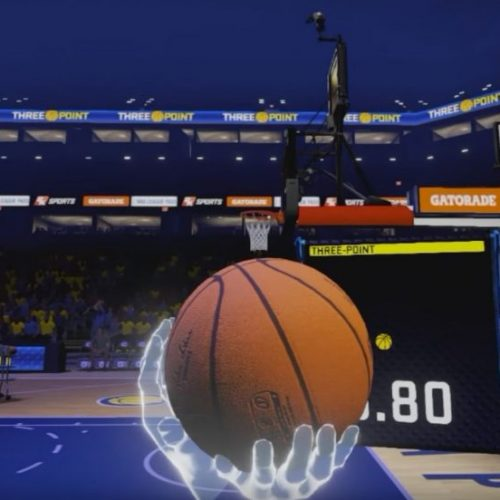 It's a big week for VR sports gaming