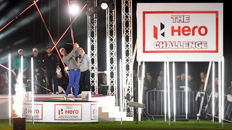 What the Hero Challenge needs to do if it is to help grow participation in golf back to what it used to be