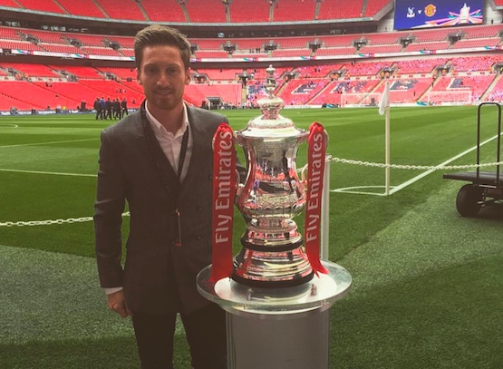 Interview with Seb Carmichael-Brown, Commercial Director of Hashtag United and Business Manager for Spencer FC