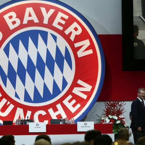 Apple partner with Bayern Munich to bring fans closer still to footballers