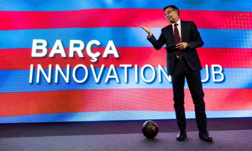 Barcelona unveil new Hub to stimulate innovation in Sport