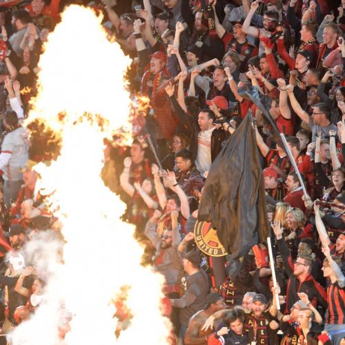 MLS season kicks off with explosive social content