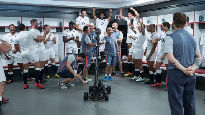 O2 releases VR rugby experience