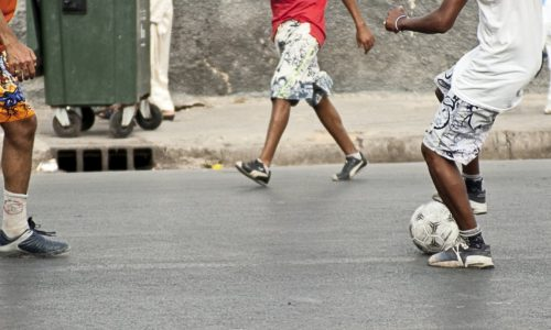 streetfootballworld and Dark Horses to collaborate on UN project