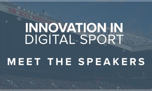 Innovation in Digital Sport – Meet the Speakers: Dan McLaren