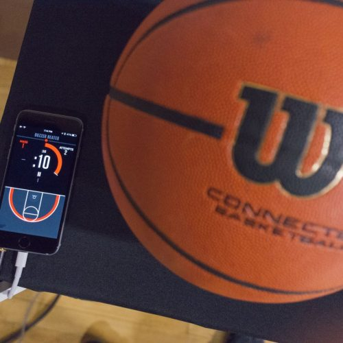 Wilson releases X Connected Basketball that tracks shooting performance