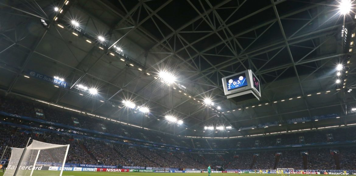 Schalke 04 to put a contactless payment chip in their kit for next season