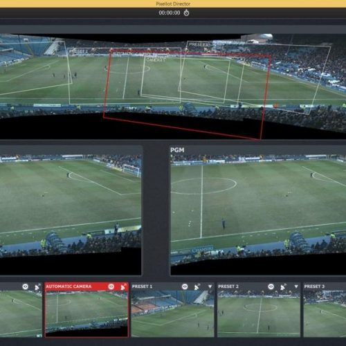 Pixellot and Prozone partner to provide coaches with all they need to boost performance