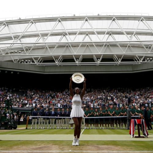 Wimbledon launch campaign in an attempt to marry tradition with modernity