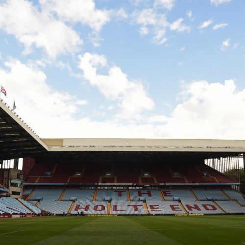 Aston Villa announce Kappa as new principle partner and kit supplier for next season