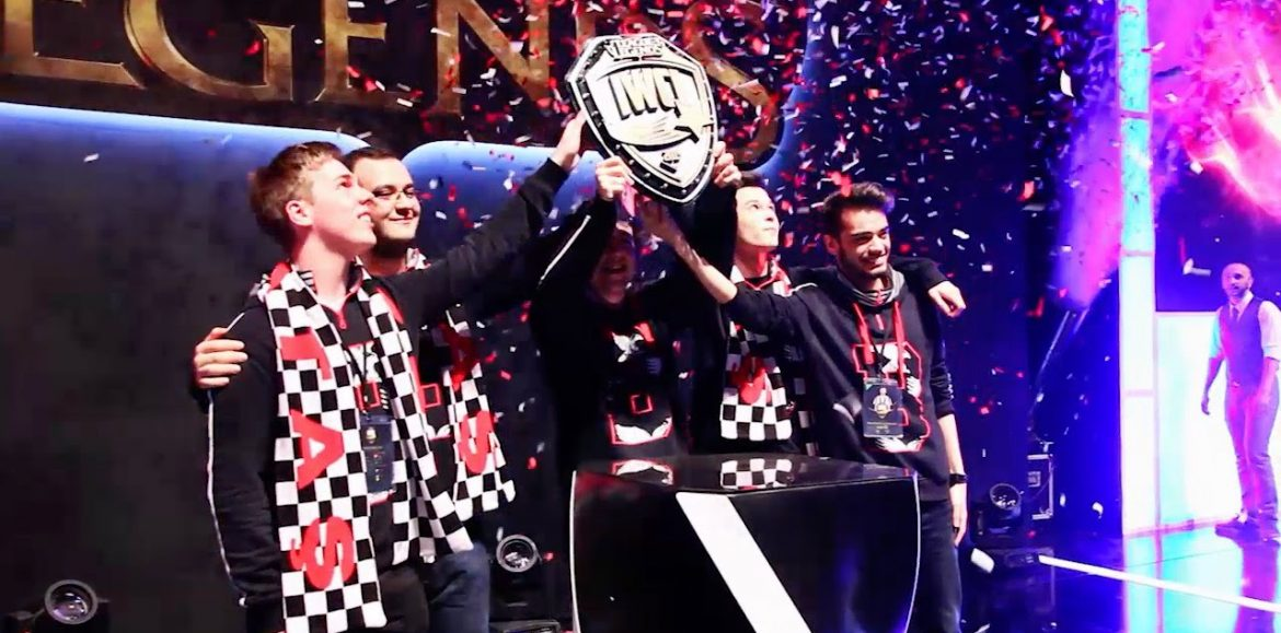 The Definitive list of eSports in Sports Organisations