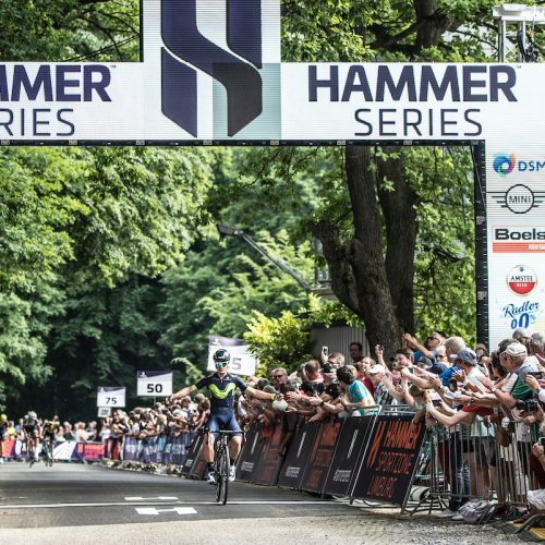 Hammer Series delivers the digital numbers for professional cycling