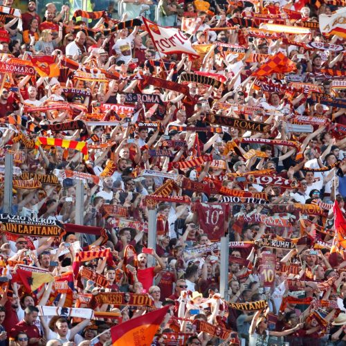 AS Roma's latest Twitter storm is a genre-defining work of art