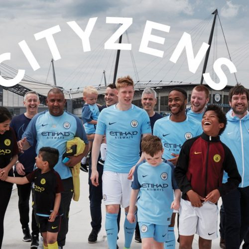 Man City launch new platform for fan-engagement