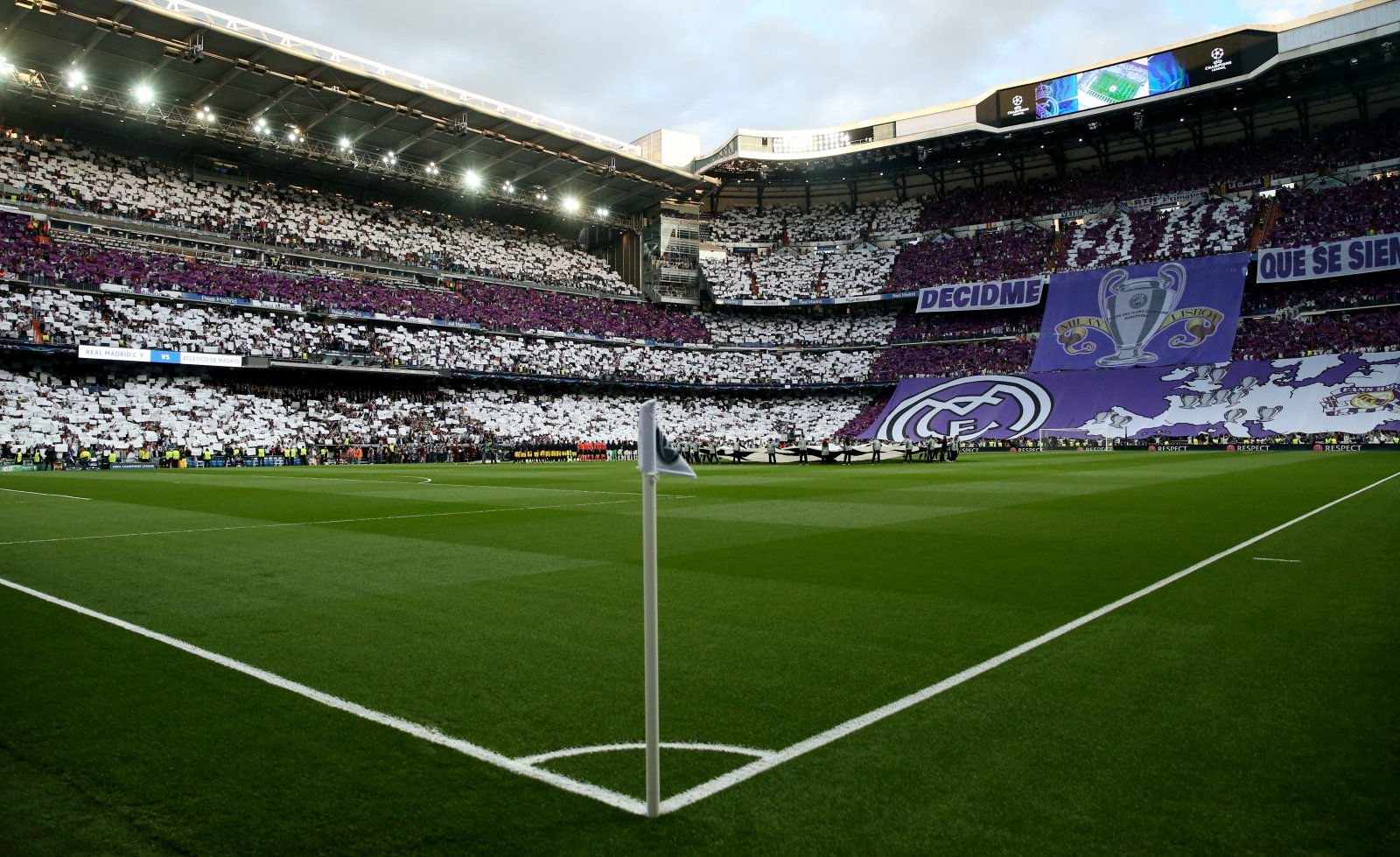Real Madrid Reveal New Project To Have The Best Stadium In The World Within 4 Years Digital Sport