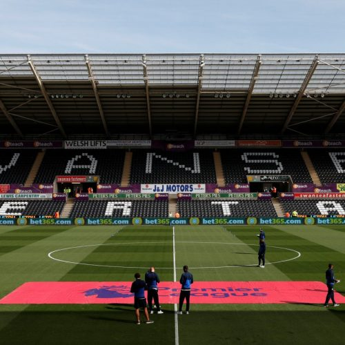 Swansea City become the first Premier League club to introduce mobile ticketing