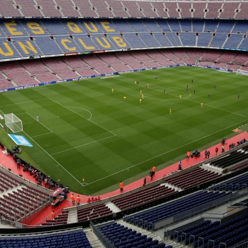 Barcelona integrate sponsors into El Clasico celebrations, adding value for partners