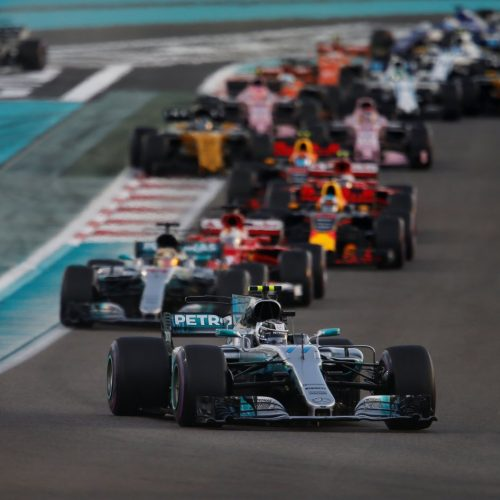 F1 Esports World Championship comes to a close in Abu Dhabi
