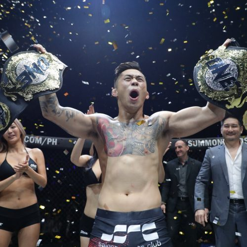 ONE Championship founder on 2018 expansion, Conor McGregor and promoting 'Asia's greatest cultural treasure'
