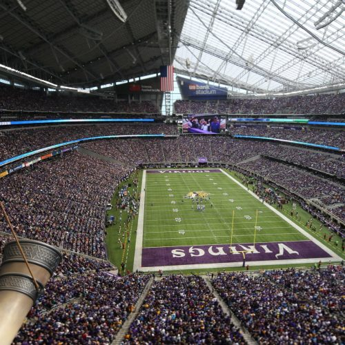 Minnesota Vikings' new app shows how sport can leverage VR