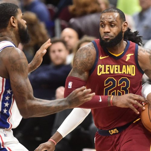 Nike enlist LeBron James to unveil new connected NBA jerseys