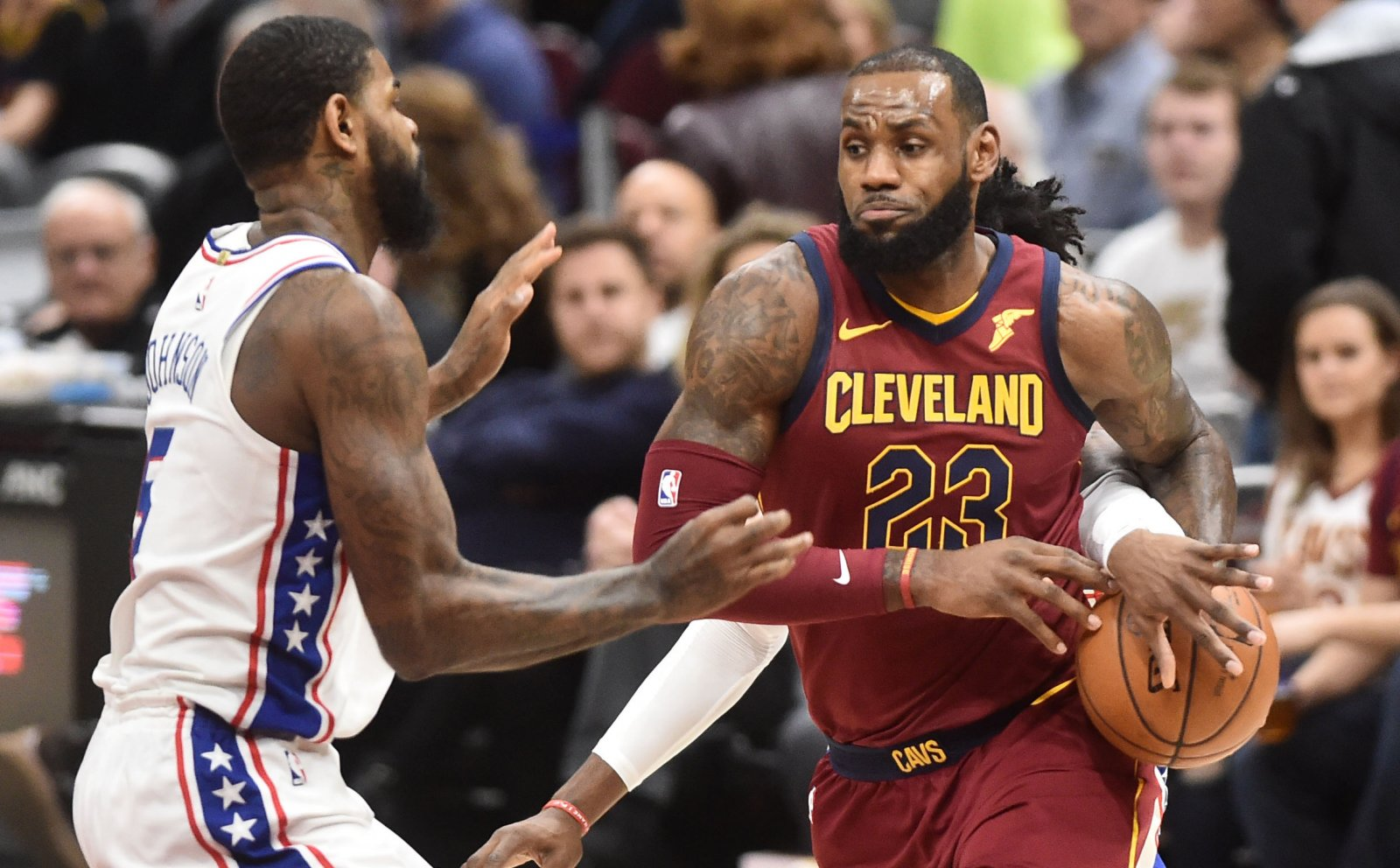 13f152fe587 Daily Digest  LeBron James hands over the keys to his Instagram account for   greater good