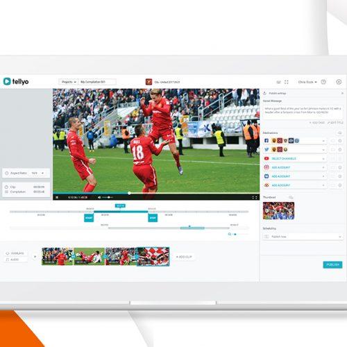 Tellyo introduce new look platform based on customer feedback