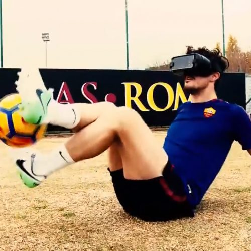 "AS Roma launch ""La Magica Land"", an innovative fan zone featuring VR"