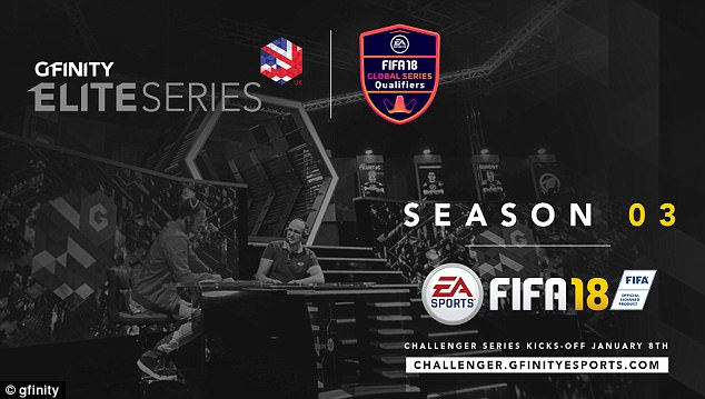 Gfinity expands roster with Hashtag United joining Elite Series Season Three