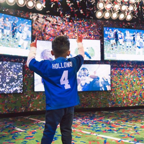 The NFL Experience in New York shows us how leagues are becoming entertainment providers