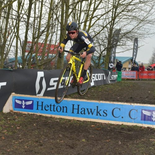 Tellyo and British Cycling collaborate to enable cyclo-cross fans to experience the HSBC UK | National Cyclo-Cross Championships online