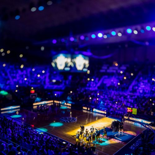 How Basketball's Champions League is fuelling its impressive online growth