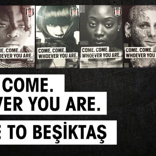 Come to Besiktas: How the Turkish club created an inclusive online message